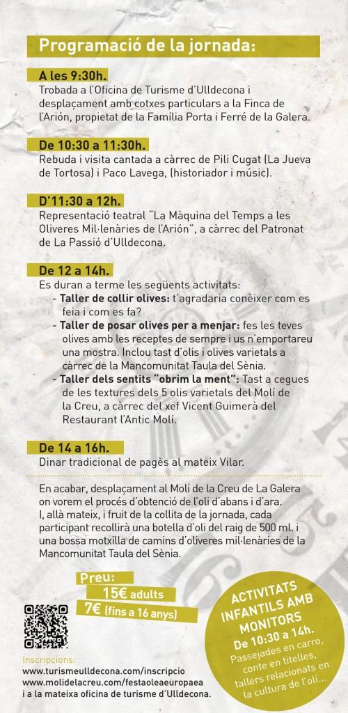 Flyer Festa Oleae europaea [2]
