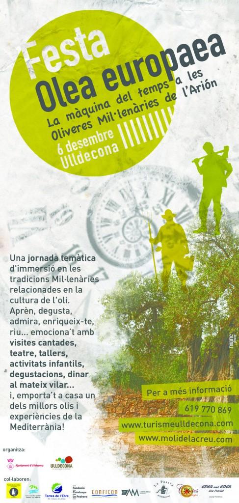 Flyer Festa Oleae europaea[1]